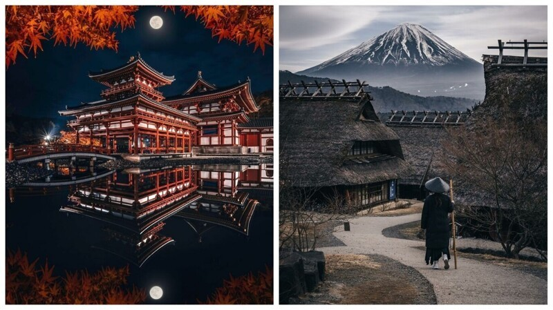 Повседневная жизнь в Азии: 30 потрясающих фотографий Рёсукэ Косуге (31фото)