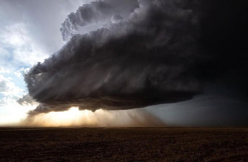 Невероятные фото охотника за бурями (45фото)