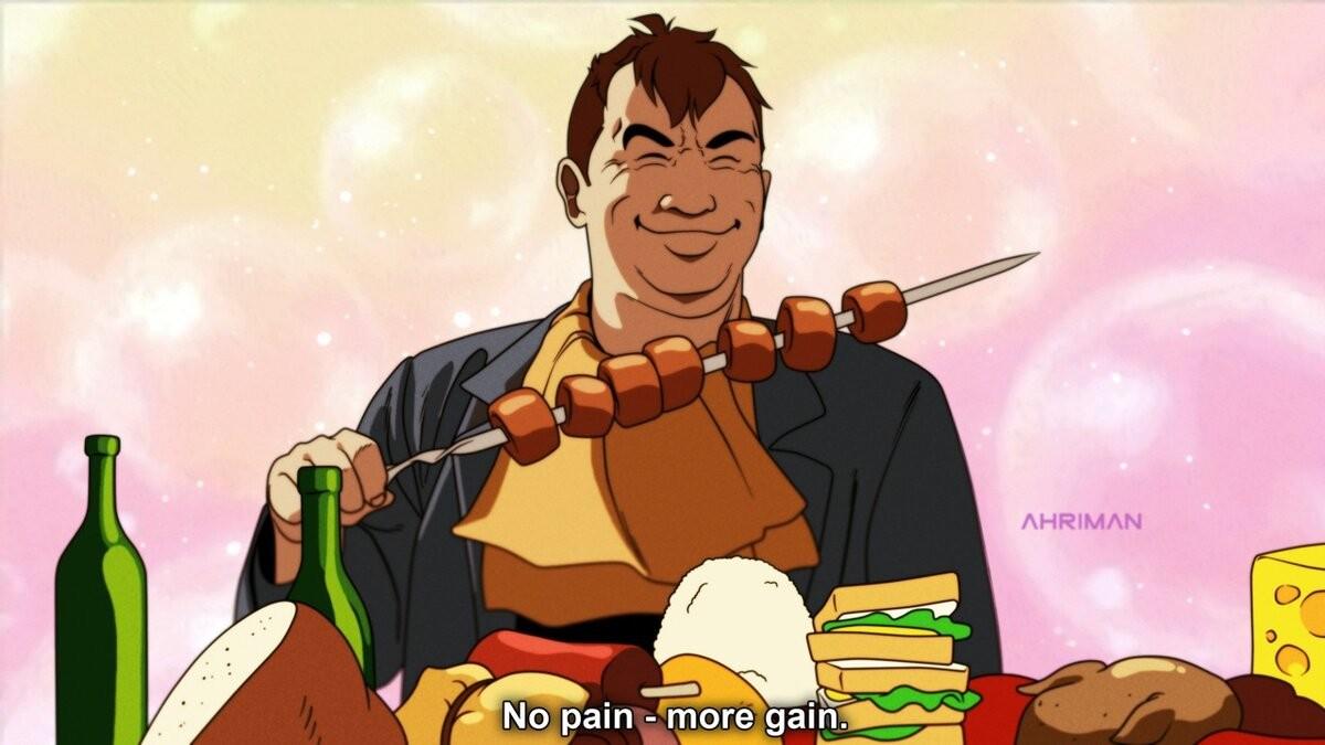 Художник из Питера нарисовал, что было бы, если бы японцы переделали в мультики культовые советские комедии (18фото)