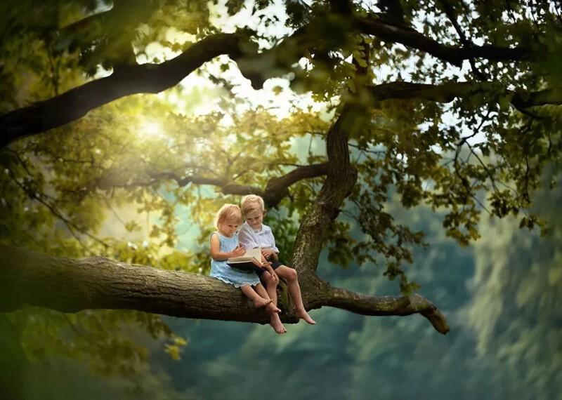 Лето без интернета: финалисты фотоконкурса о детстве на природе (32фото)