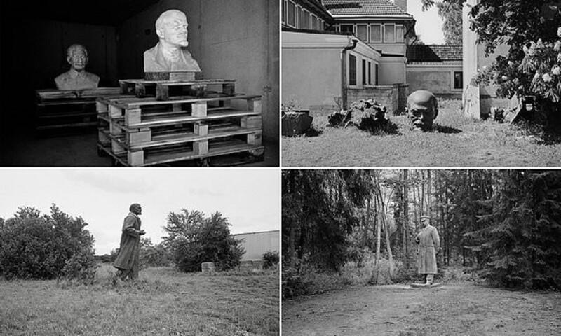 Забытые статуи советских вождей (19фото)