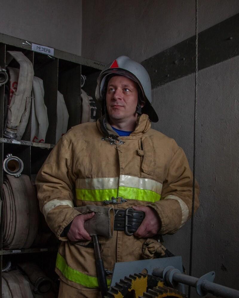 Пожарные — ежедневные герои (8фото)