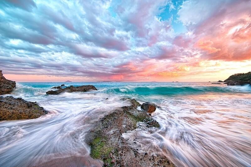 Пейзажи. Фотограф Tommy Tsutsui (45фото)