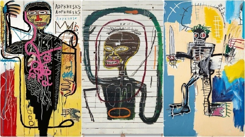 10 самых дорогих картин Жана-Мишеля Баскии (12фото)