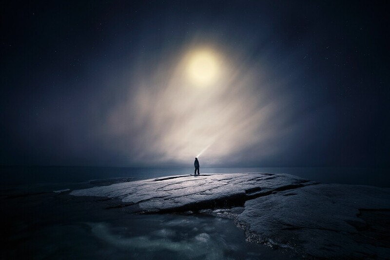 На край ночи за тишиной. Фотограф Мика Суутари (23фото)