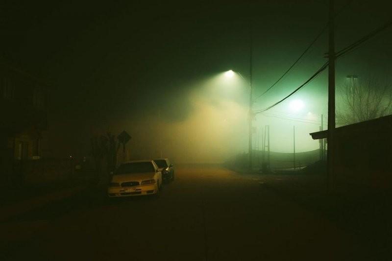 Кинематографическая и киберпанковская городская фотография от Фелипе ОА (25фото)
