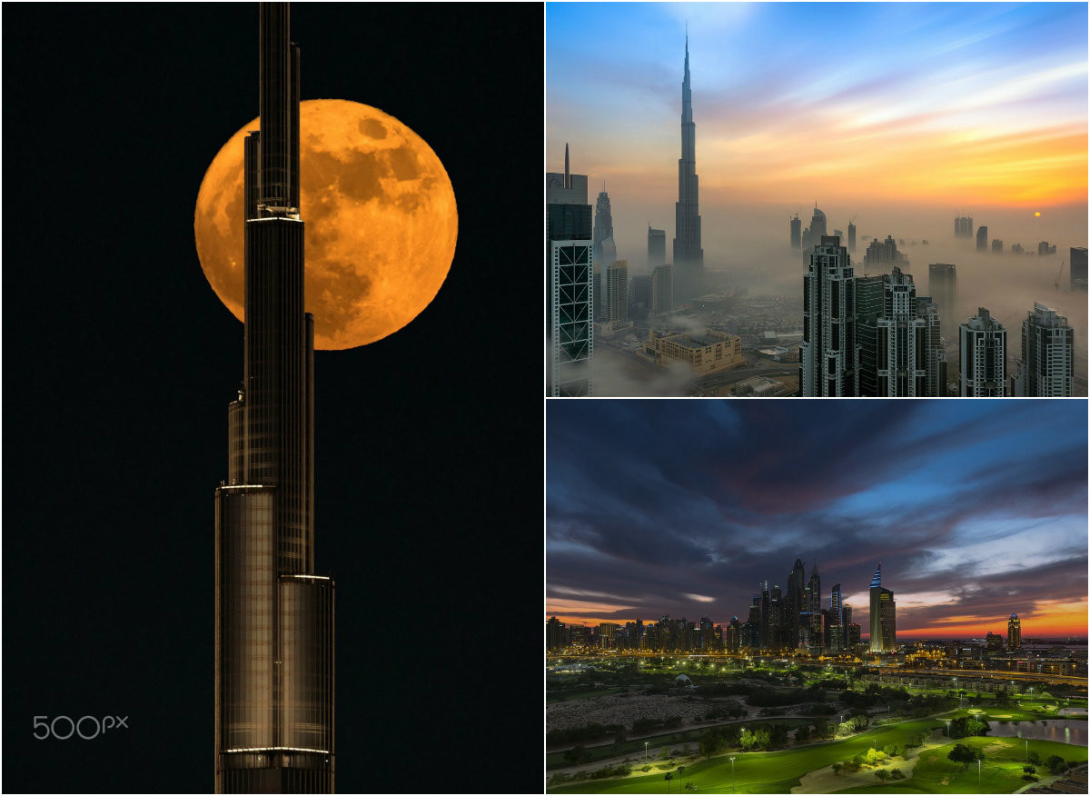 Потрясающие снимки Дубая (21фото)
