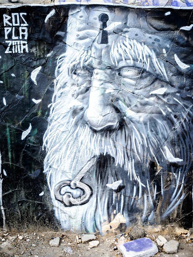 Свободные художники: граффити Тель-Авива (48фото)