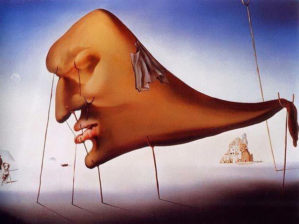Смешное пособие, которое поможет распознать картины великих художников (26фото)