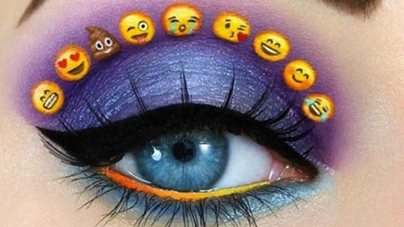 Волшебный макияж глаз от Тал Пелег (7фото)