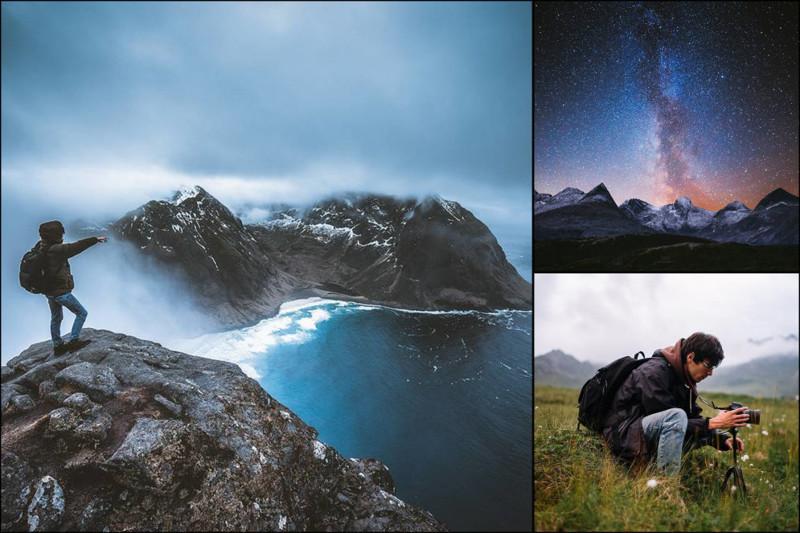 От этих фото 21-летнего латвийца перехватывает дыхание и хочется в Норвегию (23фото)