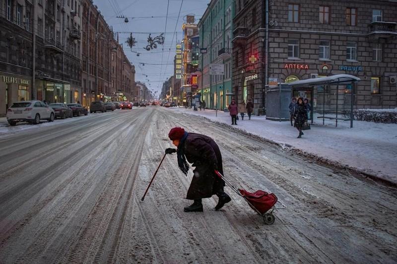 Эмоции Петербурга в восхитительных фотографиях Александра Петросяна (24фото)