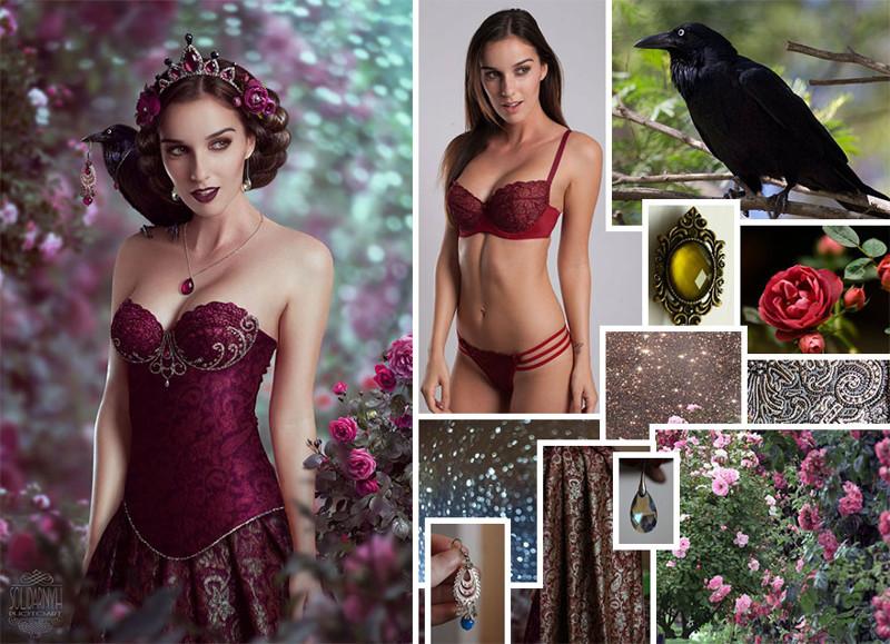 Украинка мастерски создает сказочные сюжеты с помощью Фотошопа (28фото)