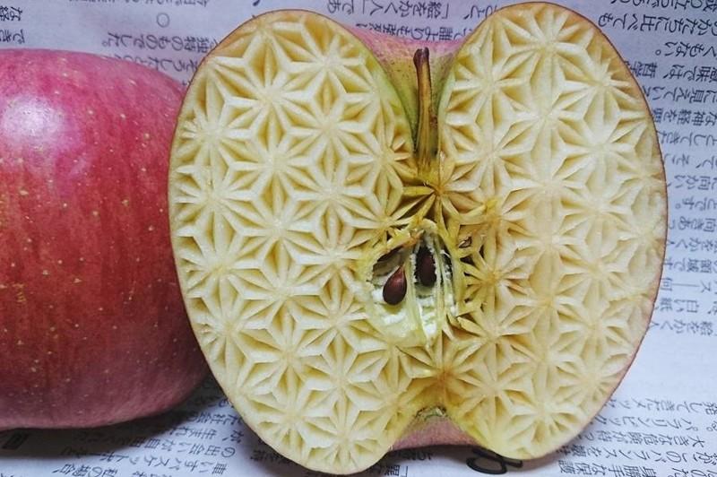 Замысловатый фруктовый карвинг (14фото)