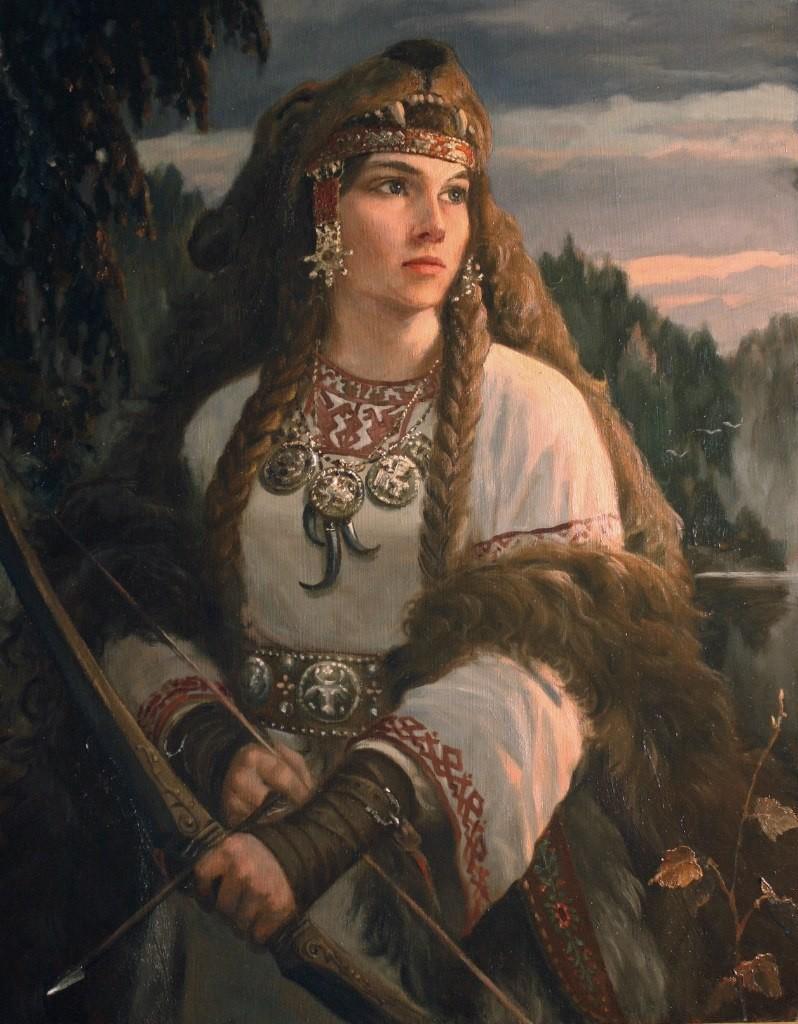Андрей Алексеевич Шишкин иллюстрации к русским сказкам, былинам и мифам (7фото)