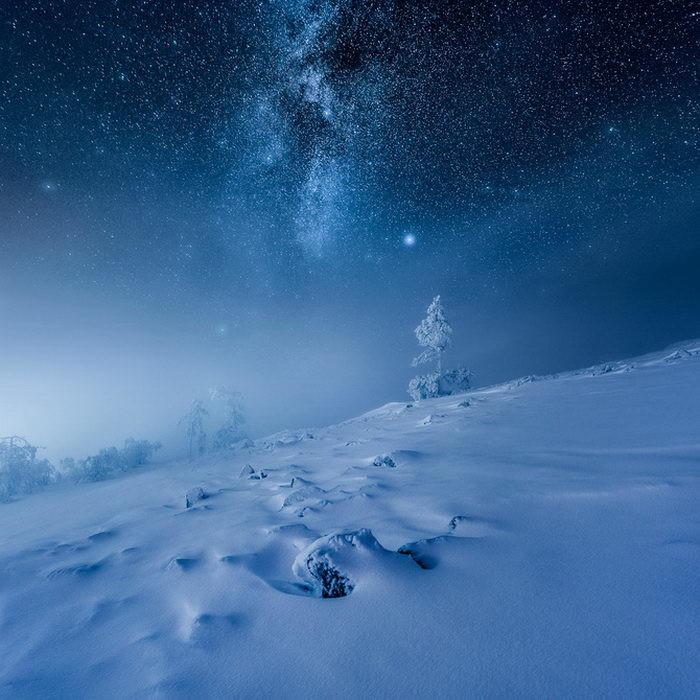 Природа Финляндии в фотографиях Mikko Lagerstedt (9фото)