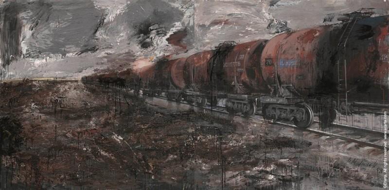 Железнодорожная живопись (21фото+1видео)