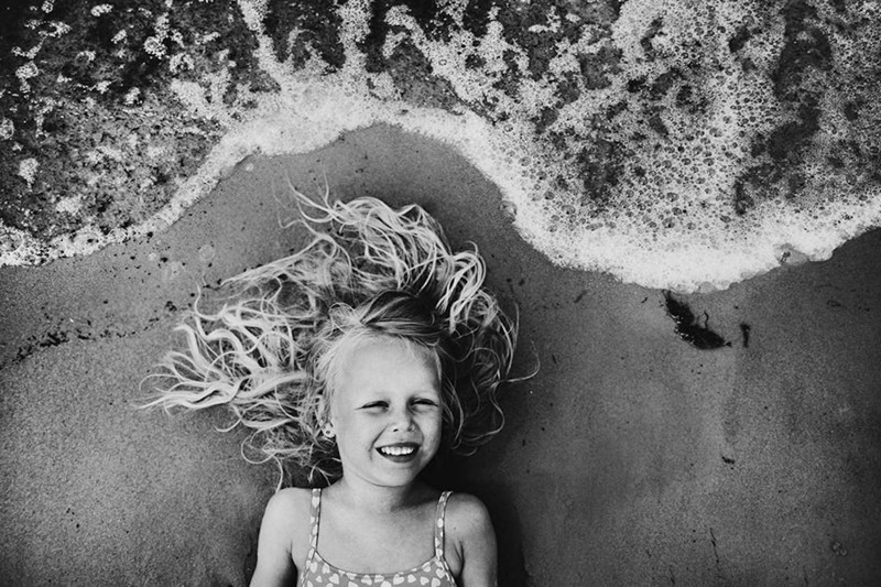 Самые впечатляющие снимки детей 2016 года (34фото)