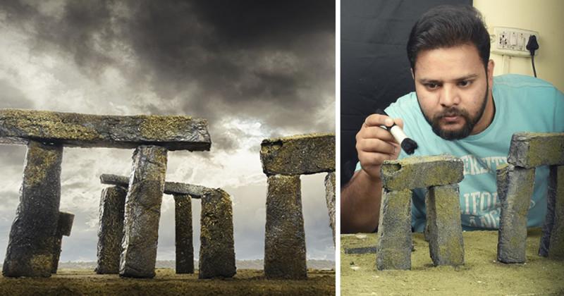 Фотохудожник снимает потрясающие пейзажи, не выходя из студии (10фото)