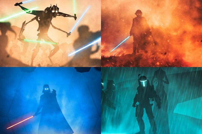 Злодеи Звездных Войн (13фото)