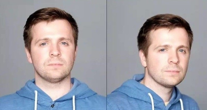 5 простых способов убрать двойной подбородок на фотографиях (6фото)