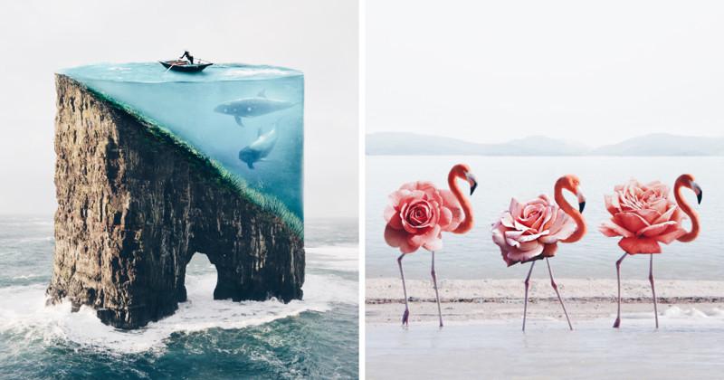 Фото-магия: сюрреалистичные композиции художницы из Португалии (45фото)