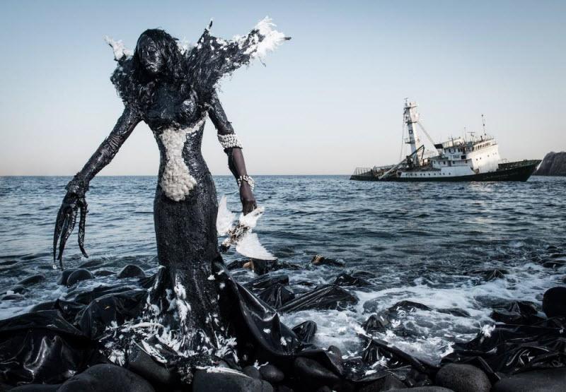 Африканские мусорные боги (11 фото)