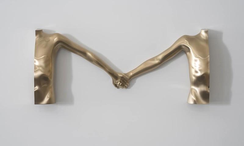 Искусство со смыслом: сюрреалистические скульптуры Андерса Крисара (18фото)
