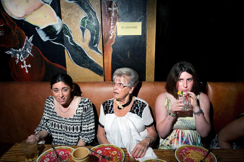 Безбашенные девичники в проекте Дины Литовски «Bachelorette» (11 фото)