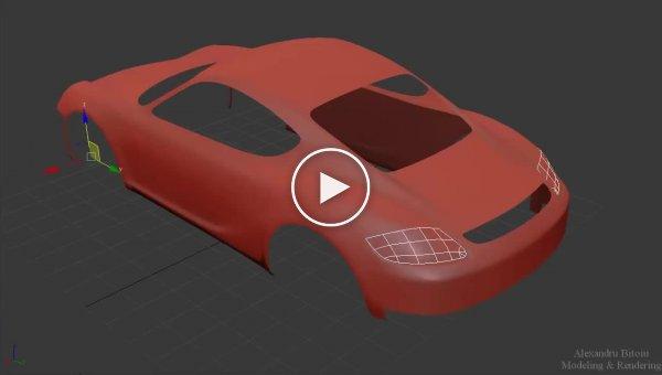 3D моделирование — тоже замечательный вид изобразительного искусства