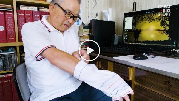 «Микеланджело Экселя» 77-летний японский дедушка рисует невероятные картины в известной программе от Microsoft