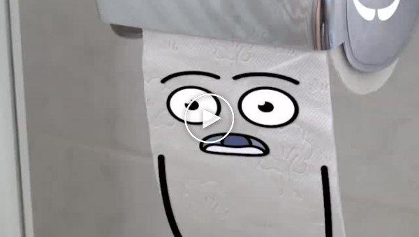 Аниматор оживляет предметы домашнего быта