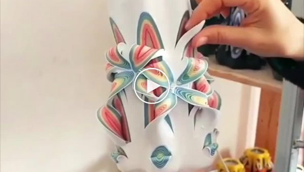Декоративные свечи ручной работы