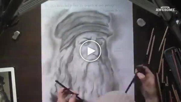 Удивительные работы талантливых художников