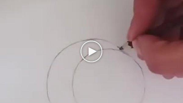Как легко нарисовать кота