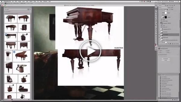 Мастер фотошопа воссоздал украденную картину Яна Вермеера «Концерт»